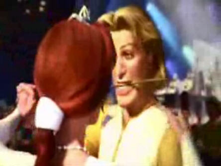 il tango di Shrek