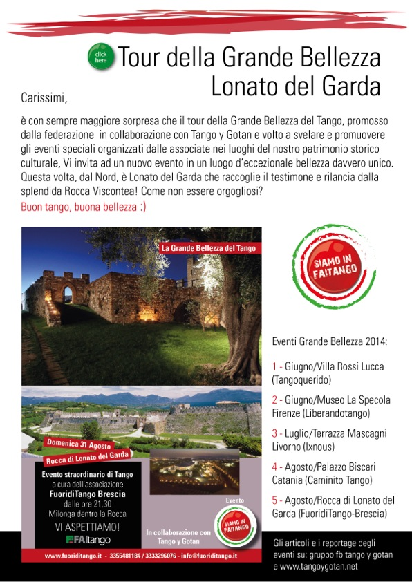 Grand Tour Faitango Lonato